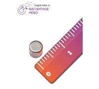 Неодимовый магнит 5х1 мм