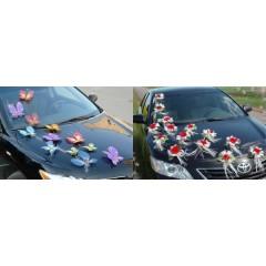Как красиво украсить машину для праздника