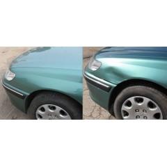 Как магнитом удалить вмятины на автомобиле?