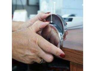 Как оторвать один неодимовый магнит от другого