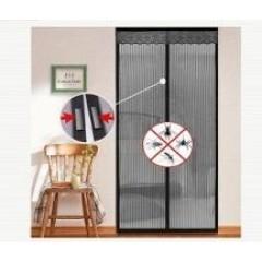 Магнитные шторы на двери и окна