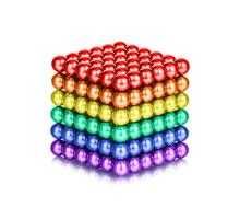 """НеоКуб 5мм 216 шариков """"Разноцветный"""""""