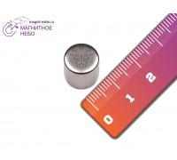 Неодимовый магнит 10х10 мм