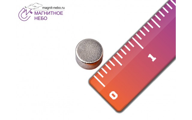 Неодимовый магнит 5х3 мм