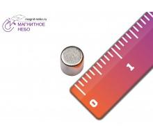 Неодимовый магнит 5х5 мм