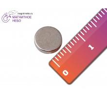 Неодимовый магнит 7х3 мм