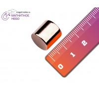 Неодимовый магнит 8х15 мм