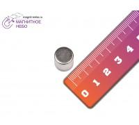 Неодимовый магнит 12х10 мм