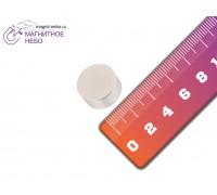 Неодимовый магнит 30х15 мм