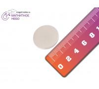 Неодимовый магнит 40х5 мм