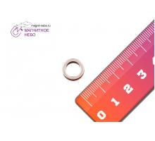 Неодимовый магнит кольцо 12х8х3 мм.