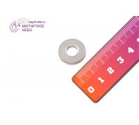 Неодимовый магнит кольцо 20х8.1х3.5 мм