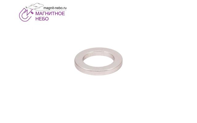 Неодимовый магнит кольцо 28х18х3 мм