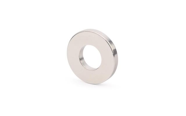 Неодимовый магнит кольцо 25x12x5 мм