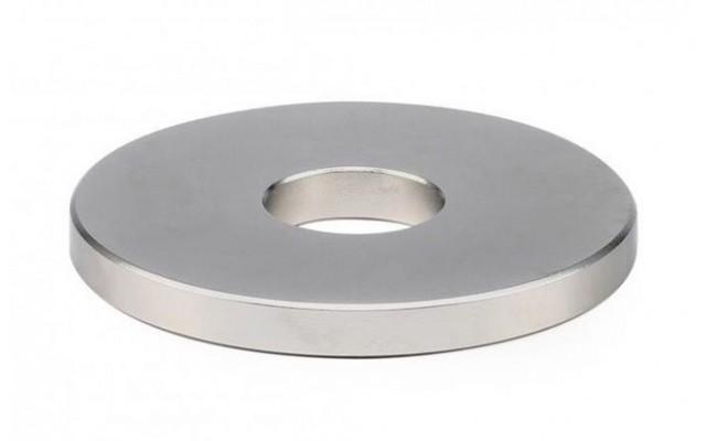 Неодимовый магнит кольцо 80x25x8 мм