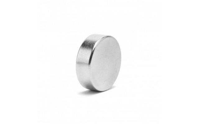 Неодимовый магнит 25х10 мм