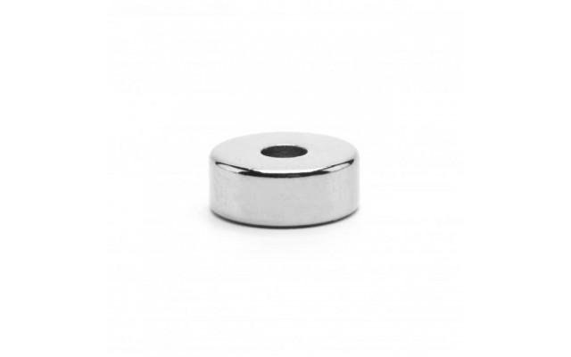 Неодимовый магнит кольцо 10х3х4 мм