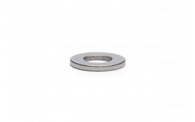 Неодимовый магнит кольцо 10х5х1 мм