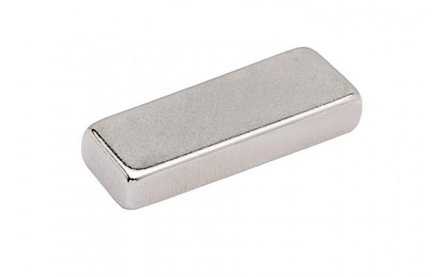 Неодимовый магнит прямоугольник 15х5х2 мм