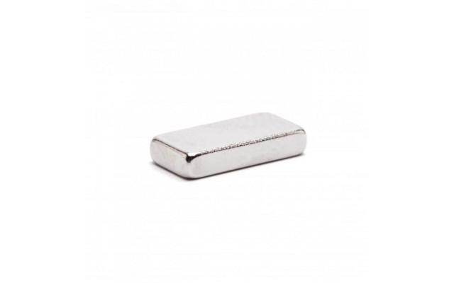 Неодимовый магнит прямоугольник 10х5х2 мм