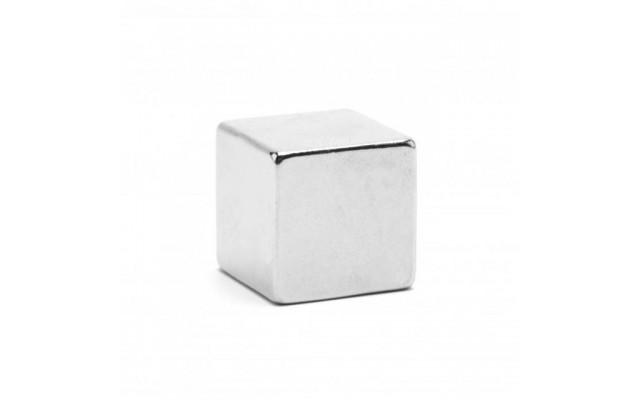 Неодимовый магнит куб 15х15х15 мм