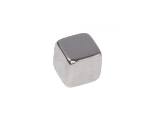 Неодимовый магнит куб 5х5х5 мм