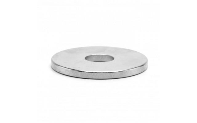 Неодимовый магнит кольцо 60x18x5 мм