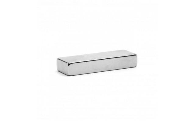 Неодимовый магнит прямоугольник 35х12х6 мм