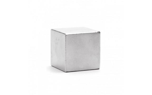 Неодимовый магнит куб 25х25х25 мм