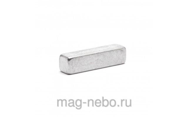 Неодимовый магнит прямоугольник 20х5х5 мм